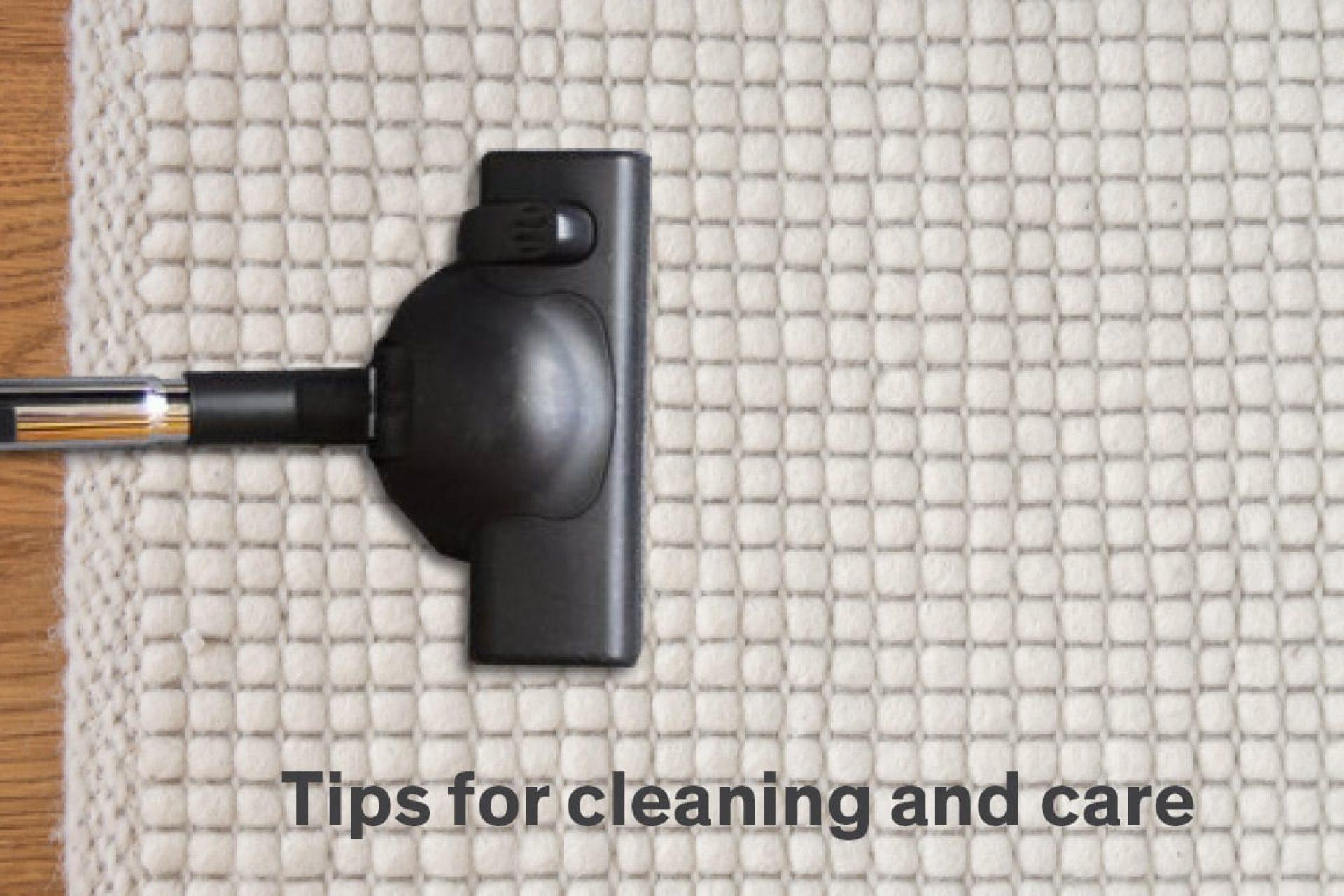 Reinigung undPflegetippsEN
