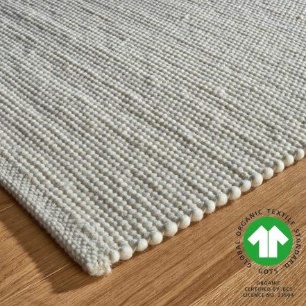 Respect Plain col. 1001 woven